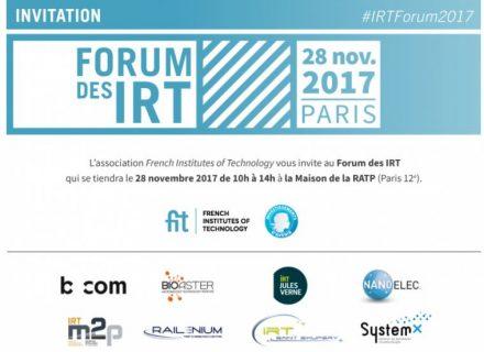 FIT-forum IRT-2017