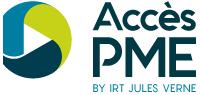 logo accès PME le programme PME de l'IRT Jules Verne